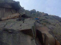 Rock Climbing Photo: Our Mine's I 2011