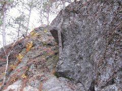 Rock Climbing Photo: Edge