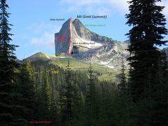 Rock Climbing Photo: GIMLI DESCENTS
