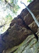 Rock Climbing Photo: Heresy