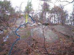 Rock Climbing Photo: Kinling