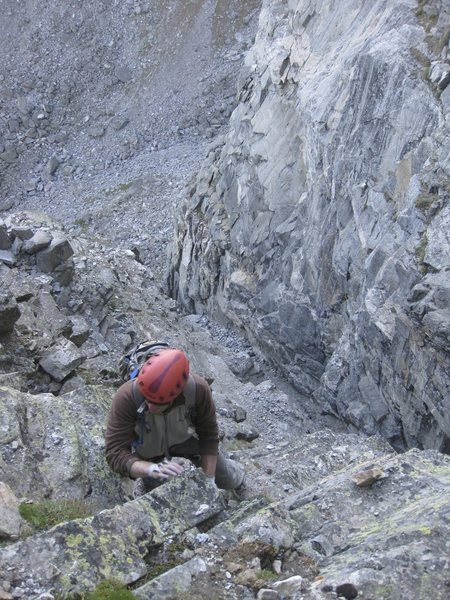 What did we call that again? Oh yeah, the Death Gully.