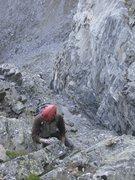 Rock Climbing Photo: What did we call that again? Oh yeah, the Death Gu...