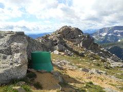 Rock Climbing Photo: GMLI BIVOUAC