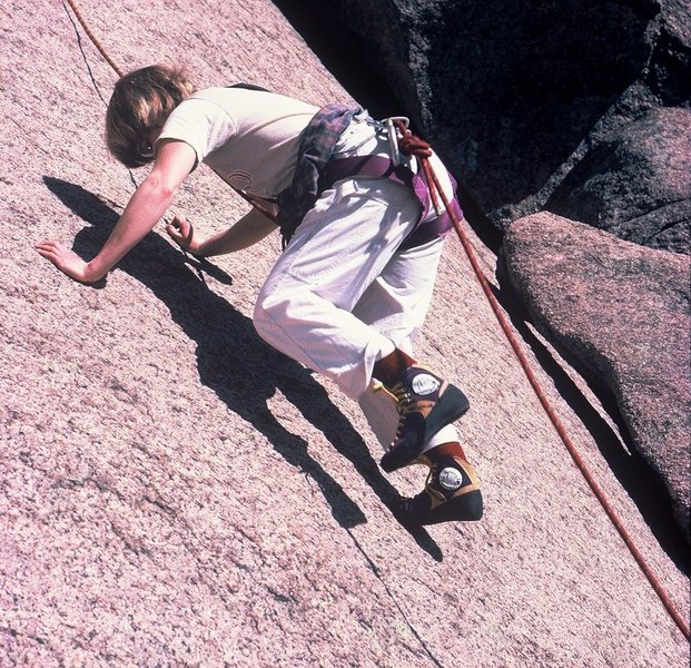 Rock Climbing Photo: Another shot from Bishop Jaggers, South Platte.