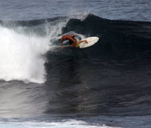 Rock Climbing Photo: Lanes/north shore Maui 11-29-13 Photo: Olaf Mitche...