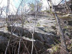 Rock Climbing Photo: Jesus nut