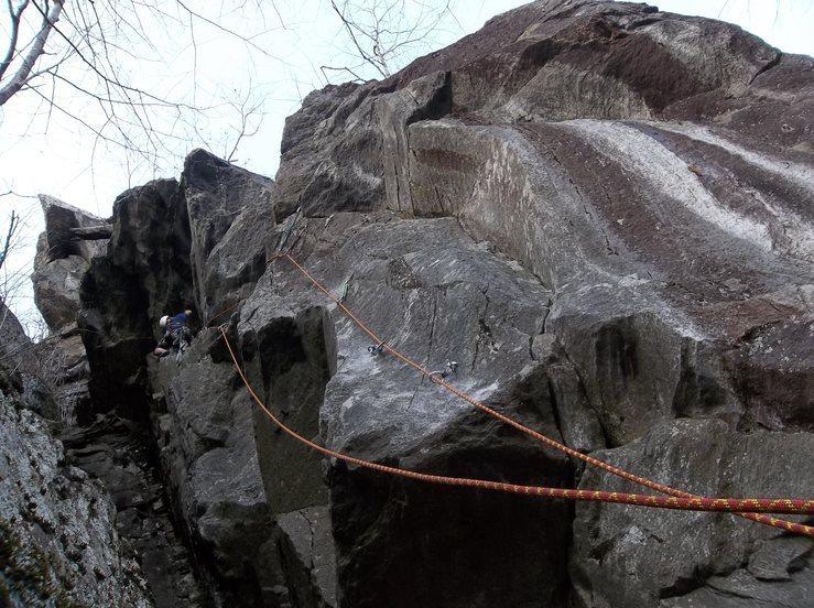Rock Climbing Photo: Moxie
