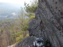 Rock Climbing Photo: jack o lantern