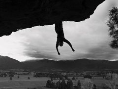 Rock Climbing Photo: 1080 and the Letter G, NZ