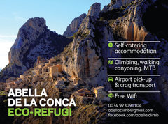 Eco refugio Opening March 2014 <br />Info for routes update ask for Nick & Ella