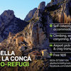 Eco refugio Opening March 2014<br> Info for routes update ask for Nick & Ella