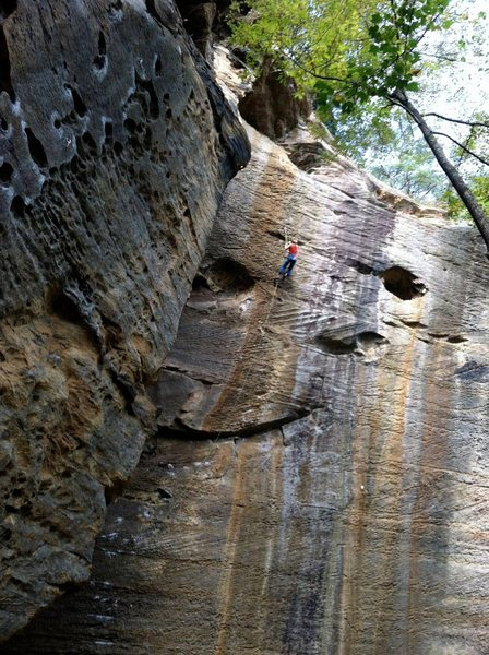 Rock Climbing Photo: Pure Imagination