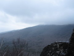 Rock Climbing Photo: Pillar weather 2010