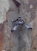 Rock Climbing Photo: just another shot of the crux