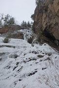 Rock Climbing Photo: Petit Eiger