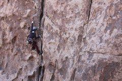 Rock Climbing Photo: The Dub-Machine on Gem.