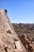 Rock Climbing Photo: Pretty good exposure on this one