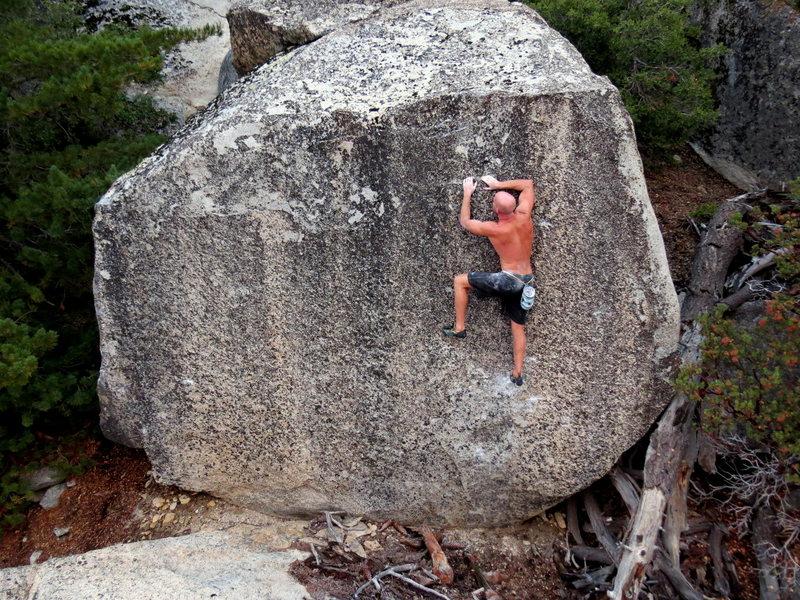Nice rock.