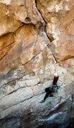Rock Climbing Photo: Drew Marshall on C&J