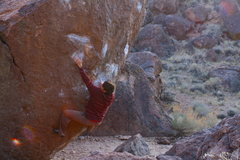 Rock Climbing Photo: sucker punch, bishop