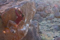 Rock Climbing Photo: sucker punch jug