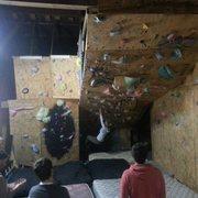 Rock Climbing Photo: Barn Wall 2.0