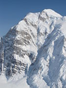 Rock Climbing Photo: The iconic North Buttress of Mount Hunter