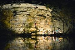 Rock Climbing Photo: Austin night climb
