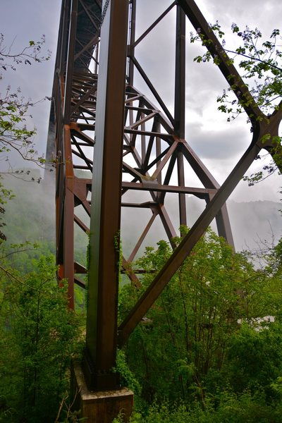 Some bridge in West Virginia...