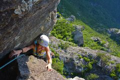 Rock Climbing Photo: Gorgeous in North Carolina's gorge