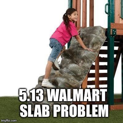 Rock Climbing Photo: Super Sick slab