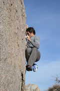 Rock Climbing Photo: Sunshine Boulder