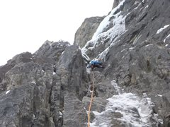 Rock Climbing Photo: P2, M7.