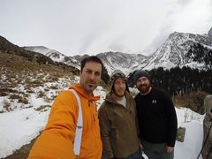 Rock Climbing Photo: On our way to Sharkaraktma Waterfall, December 7, ...