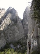 Rock Climbing Photo:  Mexico, El Potrero Chico, The Popsicle Kings
