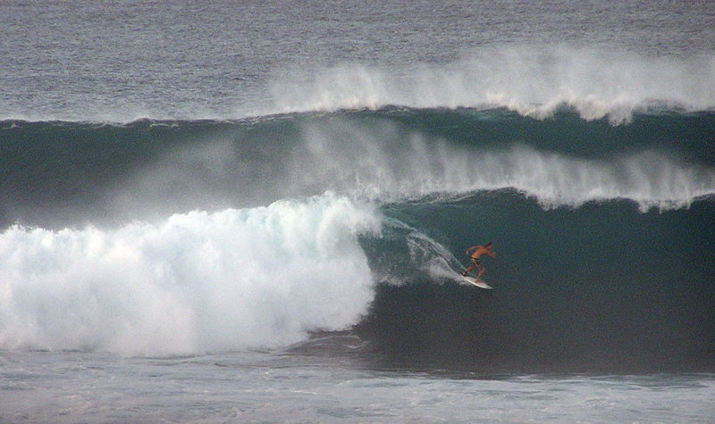 Lanes north shore Maui 12-7-13<br> Photo: Olaf Mitchell