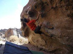 Rock Climbing Photo: Redrum