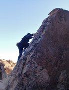 Rock Climbing Photo: Maricela R.
