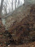 Rock Climbing Photo: Incredible project