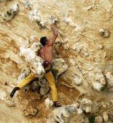 Rock Climbing Photo: Nicola on Elefantenhimmel (Clip #3)