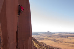Rock Climbing Photo: Brian Heppnerd