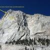 Thor Peak, southeast face