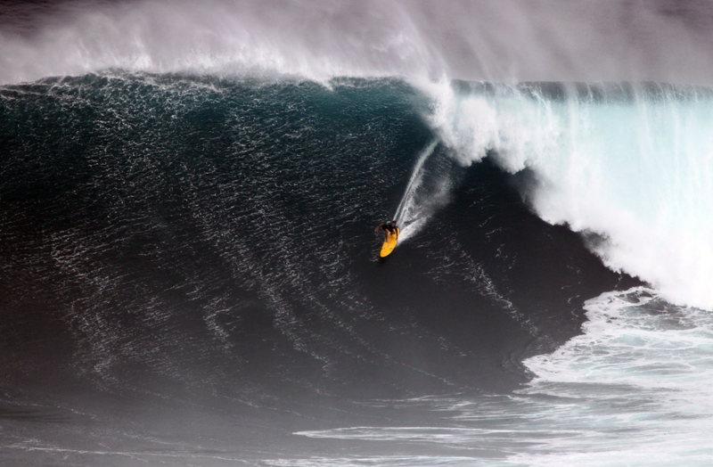 Mark Healey Jaws 11-12-13<br> Photo: Olaf Mitchell