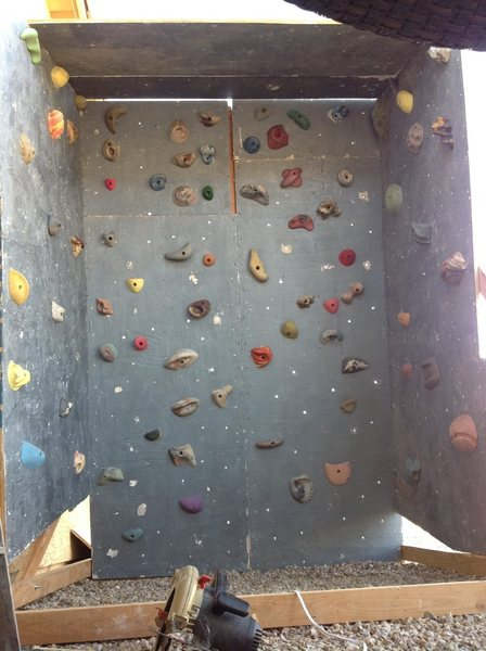 Rock Climbing Photo: Wall