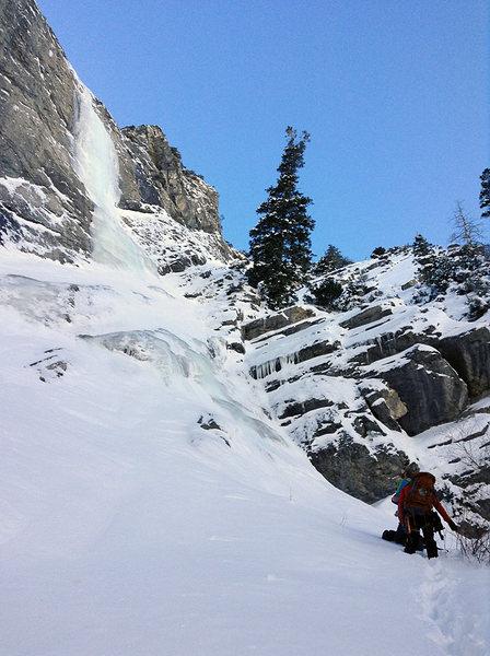 Rock Climbing Photo: Backoff 12/11/13