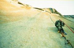 Rock Climbing Photo: Sunkist