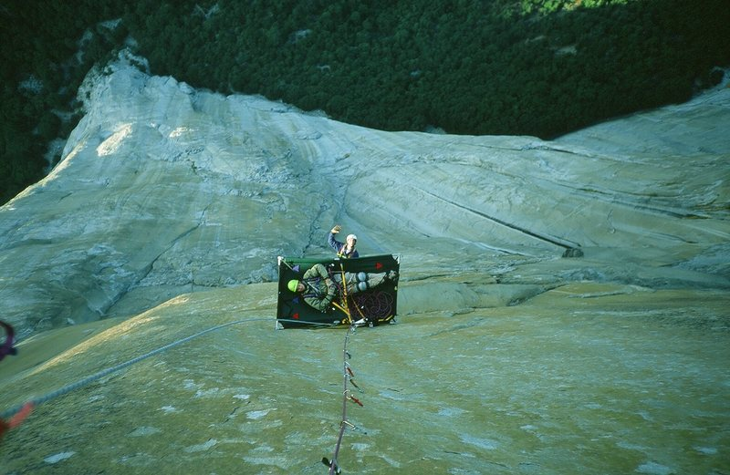 Rock Climbing Photo: FOTA belay