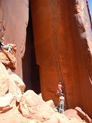 Rock Climbing Photo: Annunaki