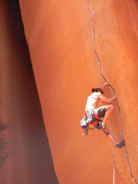 Rock Climbing Photo: Annunaki